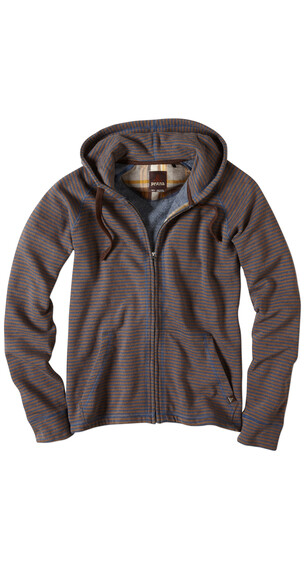 Prana M's Kennet Full Zip Blue Ridge